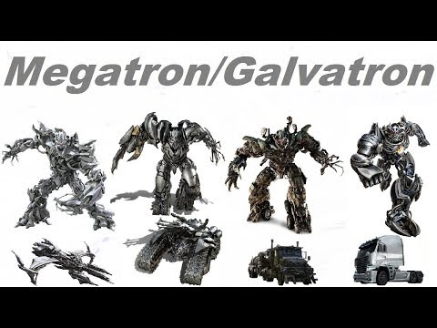Megatron/Galvatron Tribute.