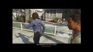 GTA 5 Part 6 Full game Walktrought Gameplay XBOX 360 PS 3 PC
