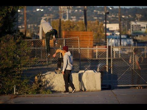 Skateboarding in Oakland - Town Park Documentary