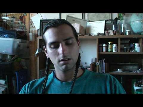 Double Braid Indian Braid For Men Youtube