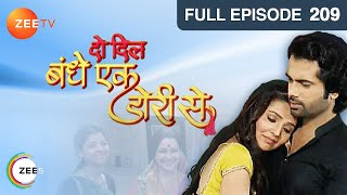 Do Dil Bandhe Ek Dori Se Episode 209 May 27 2014