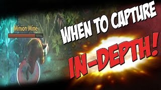 Minion Mine In-Depth - When To Capture or Not | Vainglory