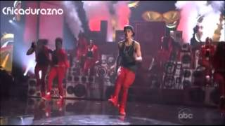 Justin Bieber ~ Beauty And A Beat (2012 Live American Music Awards)