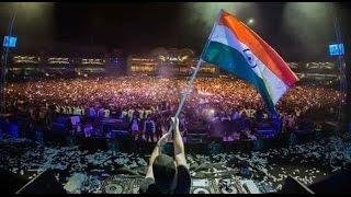 HARDWELL In Mumbai 2015   DY Patil Stadium   World Biggest Guestlist