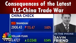 What Are the Consequences of the Latest U.S-China Trade War News?   CNBC TV18