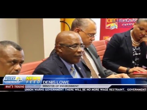 BARBADOS TODAY MORNING UPDATE MAY 12, 2016