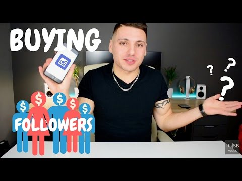 BUYING REAL INSTAGRAM FOLLOWERS EXPERIMENT AND REVIEW. DOES IT WORK?
