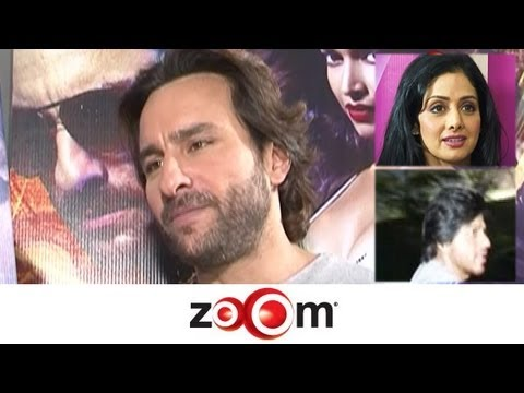 Saif: Deepika is very fit & athletic, zoOm captured Shahrukh at a private bash & more news