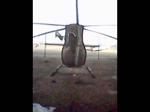 A Chopper From Back video