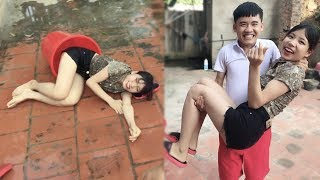 Hưng Vlog - Xem Đi Xem Lại Từ Đời Bố Sang Đời Con Cũng Không Thể Nhịn Được Cười | Funny Videos