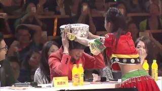 (Eng Sub) Tongyi C Girl Pageant_20141024 JKS part only