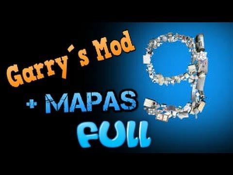 Descargar Garry's Mod ULTIMA VERSION + Mapas Extras