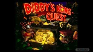 Chill Session Number 3,093 - Donkey Kong Country 2 Stream