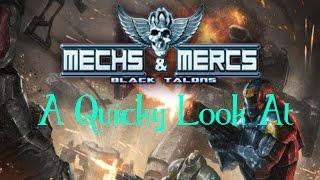 download lagu Mechs & Mercs: Black Talons - A Quicky Look gratis