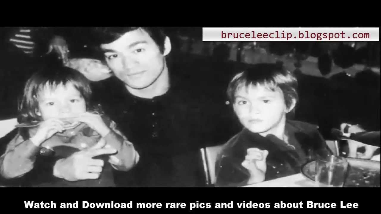 Rare Video Bruce Lee And His