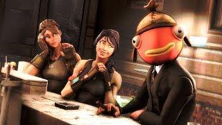 Fishstick gets a GIRLFRIEND?! | A Fortnite Film