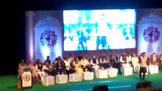 Imran pratapgarhi at Aalmi Mushaira Science City Kolkata 05.12.2017