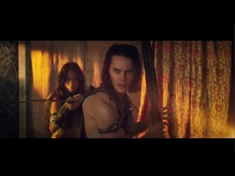 John Carter: Legacy Featurette