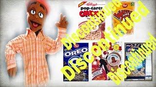 Top 10 Discontinued Cereals