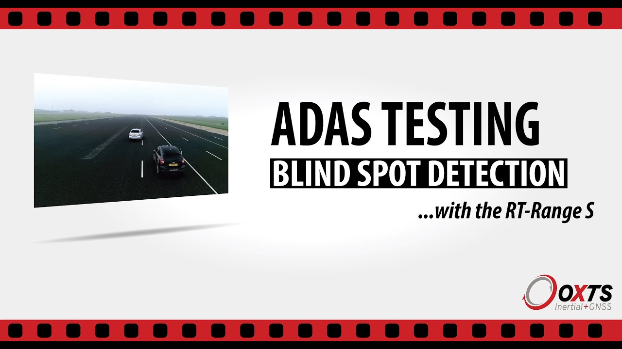 RT-Range システム Blind-spot detection