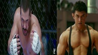 सुलतान Salmaan ने दी Aamir की Dangal में अपनी आवाज़  Must Watch Trailer Mashup