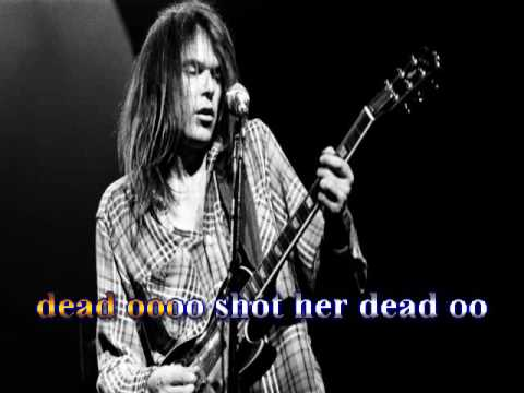 Neil Young   Down By The River