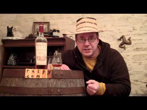 whisky review 187 - Santa Teresa 1796 Solera Rum