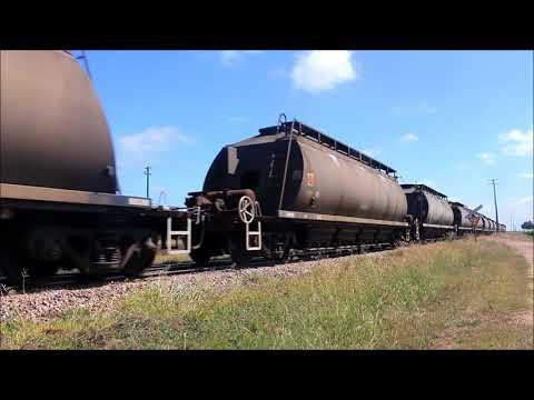 Australian Trains  - The last Kalamia, December 2nd 2017
