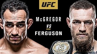 Conor McGregor Vs Tony Ferguson - Fight Promo