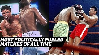 Boxing's Most Politcally Fueled Matches of All Time Redux