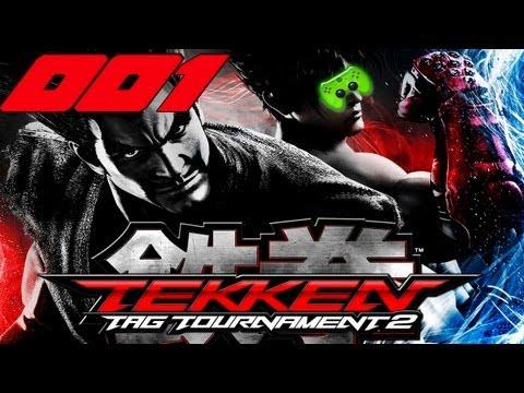Lets Play Tekken Tag Tournament 2DeutschWii UHD #001 Auf die Fresse
