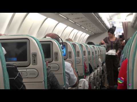 Singapore Airlines Economy, Colombo Changi Brisbane