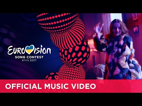 Jana Bur�eska - Dance Alone (F.Y.R. Macedonia) Eurovision 2017 - Official Music Video