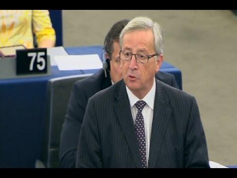Juncker à Marine Le Pen :