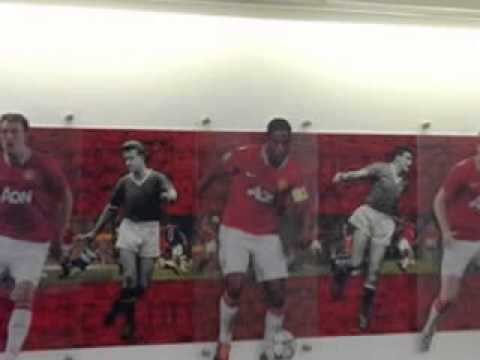 Manchester United Anthem we Are United video