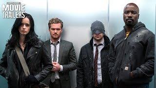 Marvel's The Defenders   New trailer for Netflix