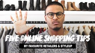 5 Online Shopping Tips & Secrets (My Favourite Retailers & StyleUp)
