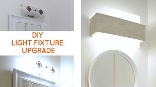 (3.44 MB) Bathroom Lighting: Quick fix to update a dated bathroom vanity light Mp3