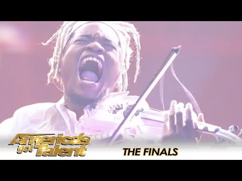 Brian King Joseph Gets STANDING OVATION From AGT Judges & Audience 😱👏   America's Got Talent 2018