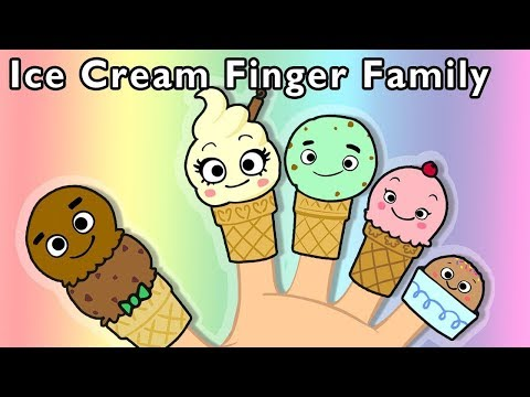🔴 LIVE: Ice Cream Finger Family and More | Daddy Finger | Mother Goose Club Finger Family Videos