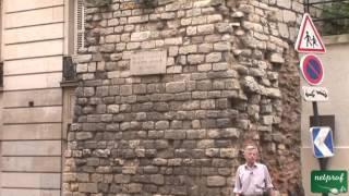 4 L'Enceinte Philippe Auguste, Place de la Contrescarpe