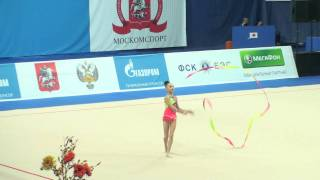 Averina Arina, ribbon. RUS. 24.02.12