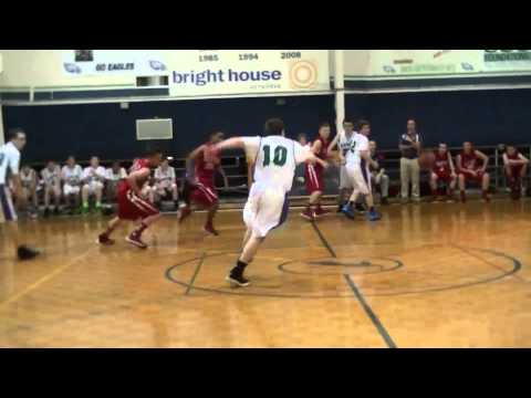 """Landmark Christian""  vs ""Altamonte Christian School JV Boys"""