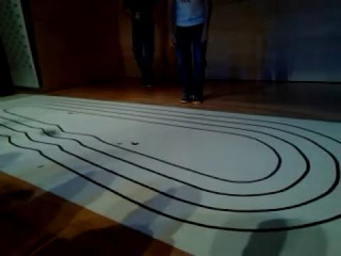 CosmoBot 2012 velocista Jools