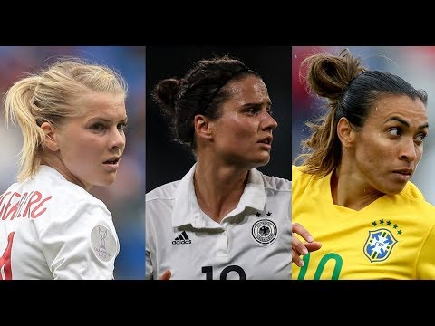 The Best FIFA Women's Player 2018 - THE FINAL 3