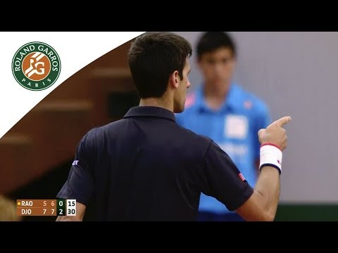 2014 French Open Shots of Day 10