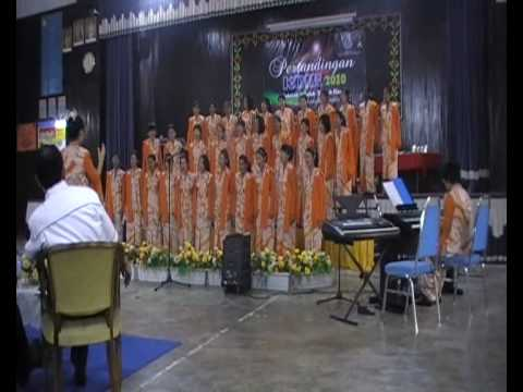 Convent Choir 2010 - Dirgahayu Tanah Airku video