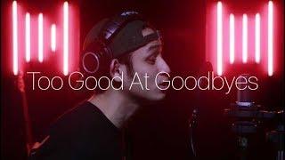 Download Lagu Sam Smith - Too Good At Goodbyes (Khel Pangilinan) Gratis STAFABAND