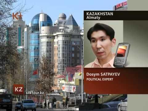 Kazakhstan. News 26 April 2012 / k+