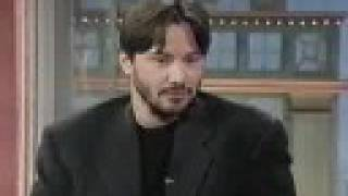 Keanu Reeves on The Rosie O'Donnell Show